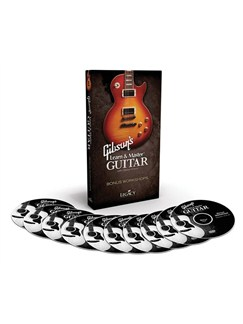 Gibson's Learn & Master Guitar Bonus Workshops (DVD) DVDs / Videos | Guitar