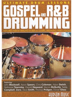 Ultimate Drum Lessons: Gospel R&B Drumming DVDs / Videos | Batterie