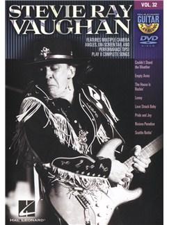 Guitar Play-Along DVD Volume 32: Stevie Ray Vaughan DVDs / Videos | Guitar