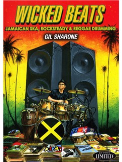 Gil Sharone: Wicked Beats DVDs / Videos   Drums