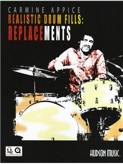Carmine Appice: Realistic Drum Fills - Replacements Books and CDs | Drums