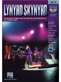 Guitar Play-Along DVD Volume 33: Lynyrd Skynyrd DVDs / Videos | Guitar