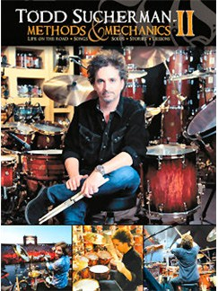 Todd Sucherman: Methods And Mechanics 2 DVDs / Videos | Drums