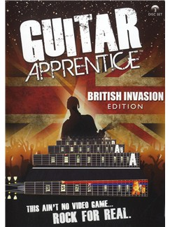 Guitar Apprentice - British Invasion DVDs / Videos | Guitar