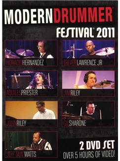 Modern Drummer Festival 2011 DVDs / Videos | Drums