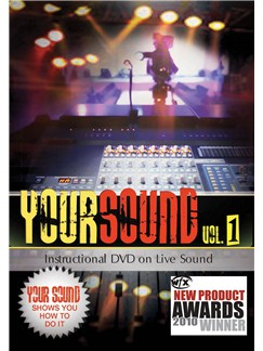 "Dave ""Mighty Mouse"" West: Your Sound - Vol. 1 DVDs / Videos 