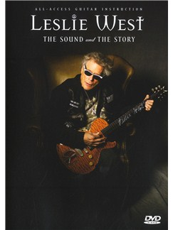 Leslie West: The Sound And The Story DVDs / Videos | Guitar