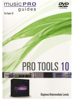 Music Pro Guide: Pro Tools 10 DVD - Beginner/Intermediate DVDs / Videos |