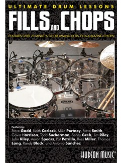 Ultimate Drum Lessons: Fills & Chops DVDs / Videos | Drums
