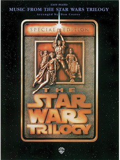 Music From The Star Wars Trilogy - Easy Piano (Special Edition) Livre | Piano
