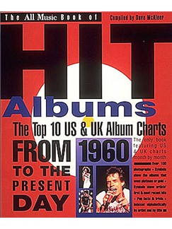 All Music Book Of Hit Albums Livre |