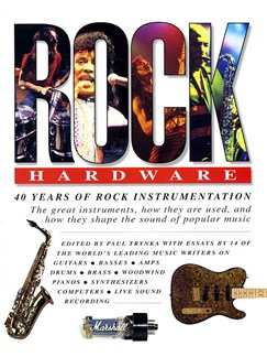 Rock Hardware Books | All Instruments