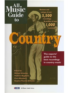All Music Guide to Country Books |