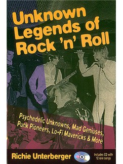 Unknown Legends of Rock 'n' Roll Books |