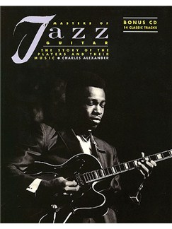 Charles Alexander: Masters Of Jazz Guitar Books and CDs |