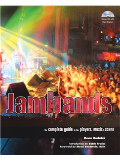 Jambands Books and CDs |
