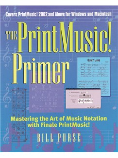 The PrintMusic! Primer Books |