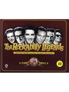 The Rockabilly Legends: They Called It Rockabilly Long Before It Was Called Rock And Roll Books and DVDs / Videos |