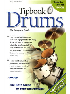 Tipbook: Drums - The Complete Guide Books | Drums