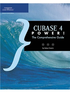Cubase 4 Power! The Comprehensive Guide Books |