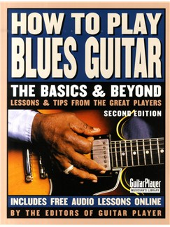 How To Play Blues Guitar - 2nd Edition Books |