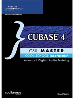 Cool School Interactive Master: Cubase 4 - Advanced Digital Audio Training CD-Roms / DVD-Roms |