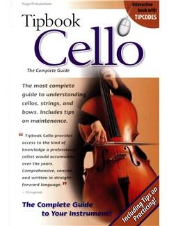 Tipbook: Cello - The Complete Guide Books | Cello