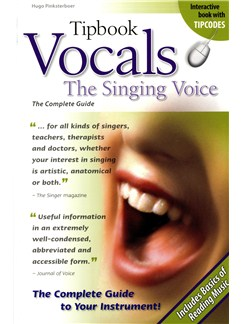 Tipbook: The Singing Voice - The Complete Guide Books | Voice