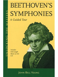 John Bell Young: Beethoven's Symphonies - A Guided Tour Books and CDs  