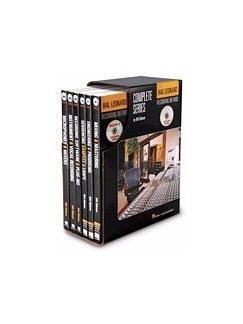 The Hal Leonard Recording Method: Complete Series Boxed Set (Books & DVDs) Books and DVDs / Videos |