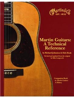 Martin Guitars: A Technical Reference (Hardback) Books | Guitar