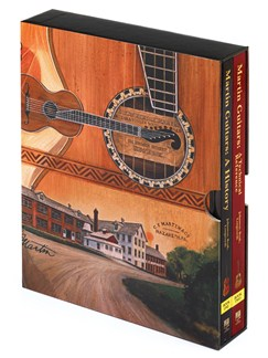 Martin Guitars: The Boxed Set Books | Guitar