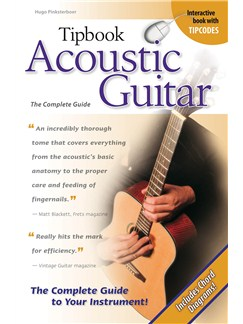 Tipbook: Acoustic Guitar - The Complete Guide Books | Guitar