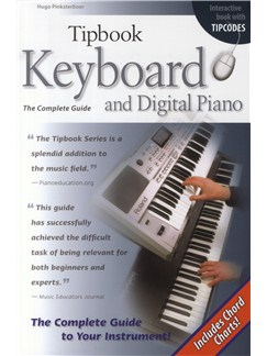 Tipbook: Keyboard And Digital Piano - The Complete Guide Books | Keyboard, Digital Piano