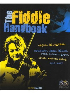 Chris Haigh: The Fiddle Handbook Books and CDs | Violin