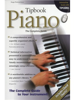 Tipbook: Piano - The Complete Guide Books | Piano