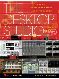 Emile Menasché: The Desktop Studio - Revised Edition Books |