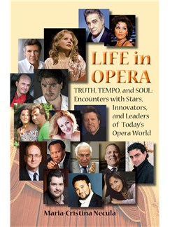 Maria-Cristina Necula: Life In Opera - Truth, Tempo, And Soul Books |