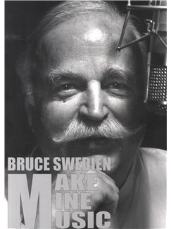 Bruce Swedien: Make Mine Music Books |