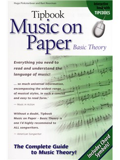 Tipbook: Music On Paper - Basic Theory Books |