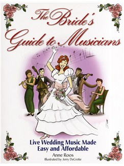 Anne Roos: The Bride's Guide To Musicians Books |