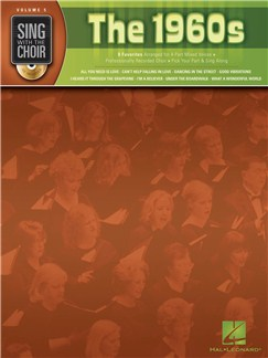 Sing With The Choir Volume 5: The 1960s Books and CDs | SATB