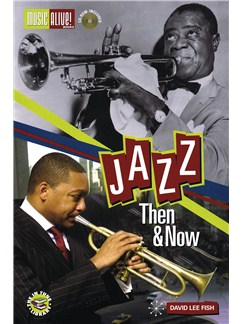 David Lee Fish: Jazz - Then & Now Books and CDs |