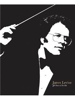 James Levine: 40 Years At The Met Books |