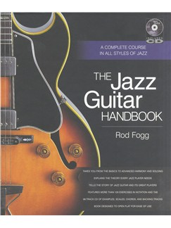 The Jazz Guitar Handbook Books | Guitar