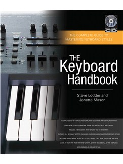 Steve Lodder/Janette Mason: The Keyboard Handbook Books and CDs | Keyboard