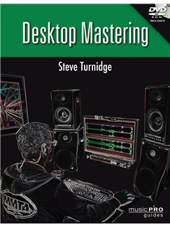 Steve Turnidge: Desktop Mastering Books and CD-Roms / DVD-Roms |