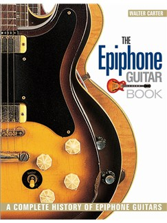 The Epiphone Guitar Book Books | Guitar
