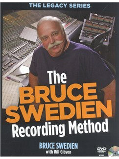 The Bruce Swedien Recording Method Books and CD-Roms / DVD-Roms |