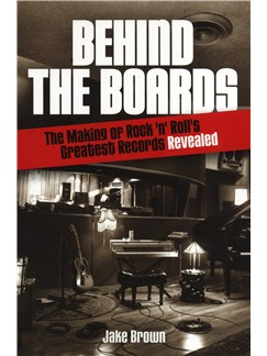 Jake Brown: Behind The Boards Books |
